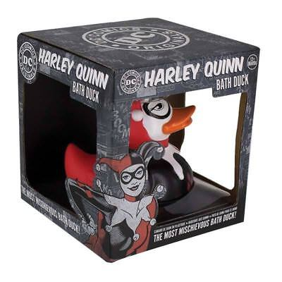 DC Comics Harley Quinn Bath Duck