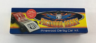 Pinewood Derby Car Kit by Boy Scouts of America - Item 17006 - Brand New
