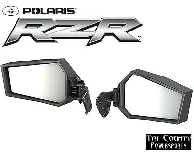 Pure Polaris Folding Side Mirrors RZR Turbo 2016-2018 RZR Turbo Side Mirrors