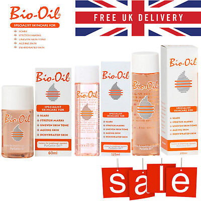 Bio Oil for Scars Stretch Marks Dehydrated Ageing Skin available all sizes