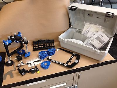Panadent PSH Articulator, Case,  Facebow, PALS, and tools