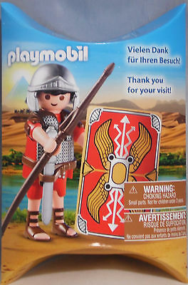 PLAYMOBIL Promo Messe Give Away Römer Legionär Exclusiv Limitiert RAR NEU