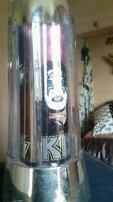 Kiss band lamp