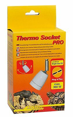 Lucky Reptile Thermo Socket PRO-Porzellanfassung mit Gelenk Reptilien Plug& Play