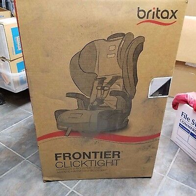 Britax Frontier ClickTight G1.1 Combination Booster Car Seat Metro New!!