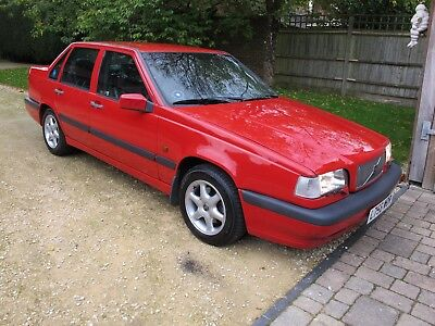 1993 Volvo 850 GLT LHD 68K Miles 1 owner FSH Original bill of sale