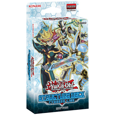 YU-GI-OH! STRUCTURE DECK * Cyberse Link