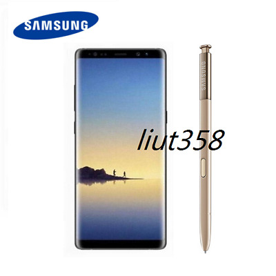 Gold OEM Stylus S Pen For Samsung Galaxy Note 8 AT&T Verizon T-Mobile Sprint New