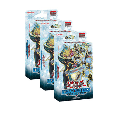 YU-GI-OH! STRUCTURE DECK * Cyberse Link X3