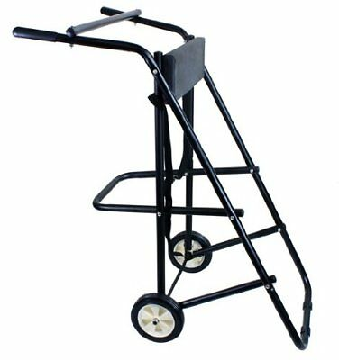 Outboard Boat Motor Stand Carrier Cart Dolly 130-Pound
