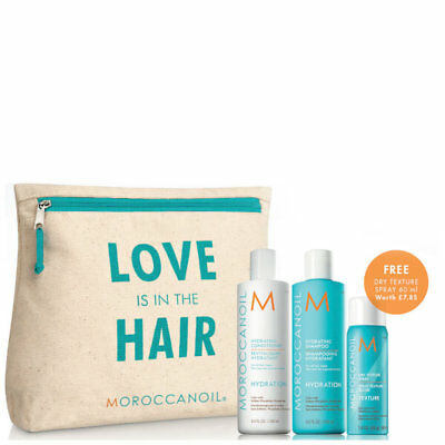 Moroccanoil Hydration Shampoo & Conditioner Gift Set:  Love is in the Hair
