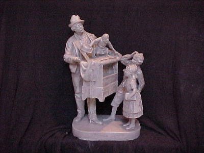 John Rogers Group of Statuary 'SCHOOL DAYS'
