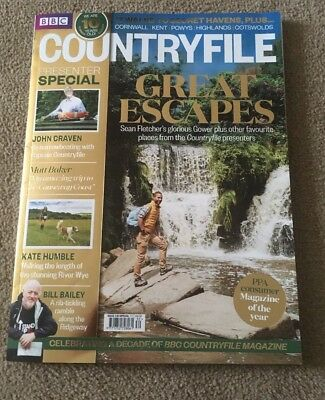 BBC CountryFile magazine Special 2017 + Gower + 20 Great Autumn Walks booklet