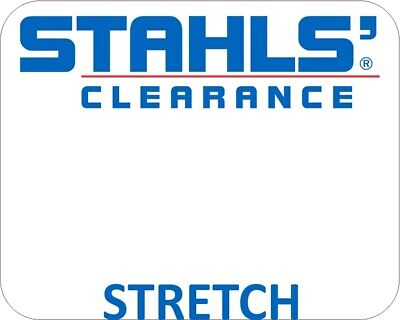 "15"" x 5 Yards - Stahls' Stretch Heat Transfer Vinyl HTV - White"