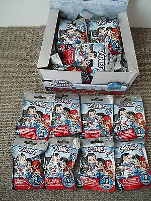 Ooshies     DC COMIC Series 1   Pencil Topper Sealed   Blind Bags