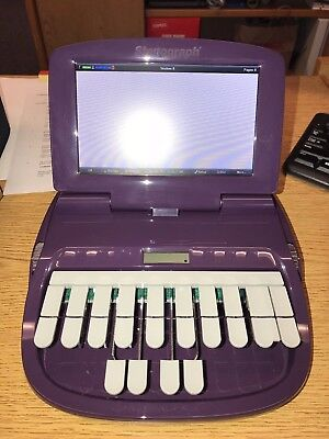 Stenograph Luminex Writer *price Reduced* Purple Incl Wrls Adapter