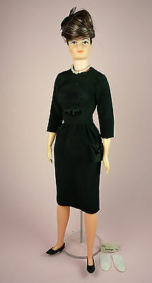 Lisa Littlechap In Black Dress Outfit - Remco - 1964
