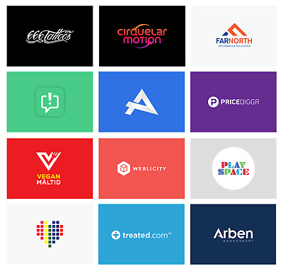 Professional logo design by experienced designer - 3 concepts