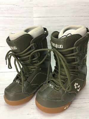 Thirty Two 32 Prion Snowboard Boots Size UK 6 / EURO 39 Immaculate Condition
