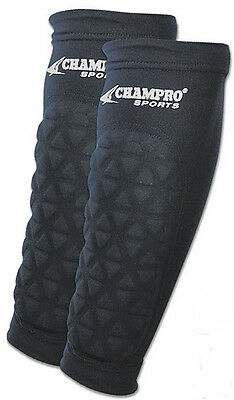 Champro Football Baseball Forearm Sleeve w/Tri-Flex pads pair Yth or Adult FCFP