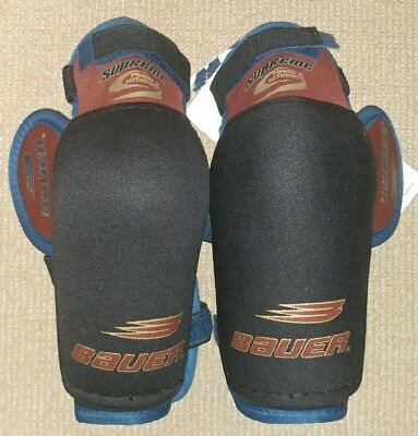 BAUER Junior Supreme EP1000J Elbow Pads - Large - NEW