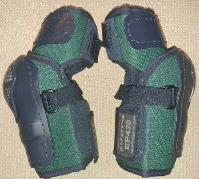 CCM Junior EP420 Elbow Pads - Large - NEW