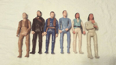 Vintage Johnny West MARX Cowboys and Indians Figurines