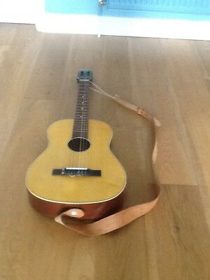 Musima classical/Spanish guitar, German made, with carry case