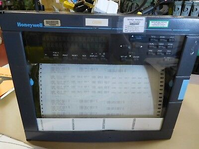 Honeywell DPR 250 Multi Channel Chart Recorder