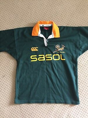 CCC South Africa Springboks rugby union jersey
