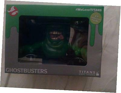 Ghostbusters Slimer Titans Translucent Vinyl Figure Brand New