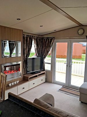 Platinum 6 Berth Caravan For Hire On Southview Holiday Park, Skegness.