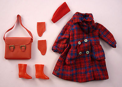 Libby Littlechap Reefer Coat Outfit - Remco - 1964