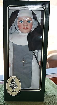 Beautiful Sister Magdelena By Geppeddo New In Box 16 Inches