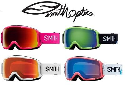 f4cde8ec2319 SMITH OPTICS SNOWBOARD Ski Childrens Goggles Many Styles and Colors ...