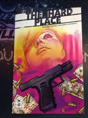 The Hard Place #2 First Print Cover A Image Comics VF/NM (CBY053)