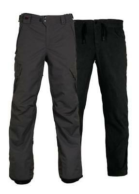 2018 Men's 686 Smarty 3-In-1 Cargo Pant Black Size Large