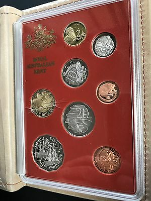 1988-RAM-Proof-Coin-Set-includes-Australia's-Bi-Centenary-Edition-8-Coin-Set
