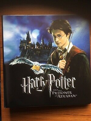 Artbox Harry Potter POA Binder & Artbox Cards 1-180.Promo Sheet OOTP + HP Stamps