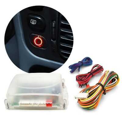 Engine Start Activation Control Unit with TruTouch