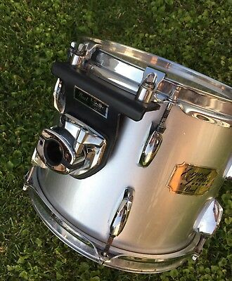 Pearl Export Series Silver Tom 10 Inches With Integrated Suspension System