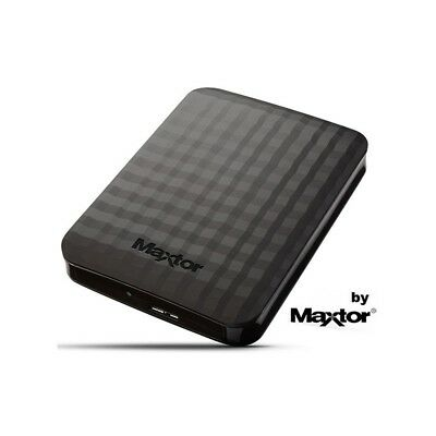 Hdd Esterno 500Gb M3 2.5 Usb3.0 Black