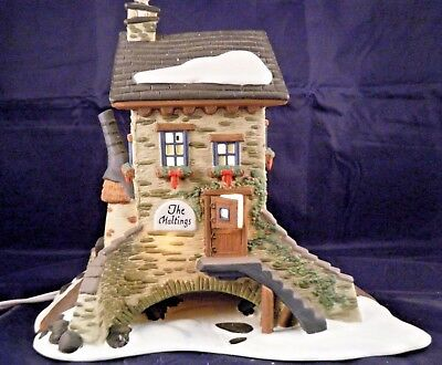 """Department 56 -Dickens Village - """"The Maltings""""  #58335"""