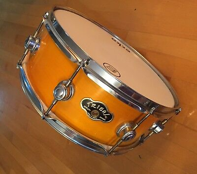 14 Inches Wooden Snare Tribal Quality Drums