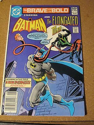 Brave and the Bold #177 August 1981 - Batman and The Elongated Man - Nemesis