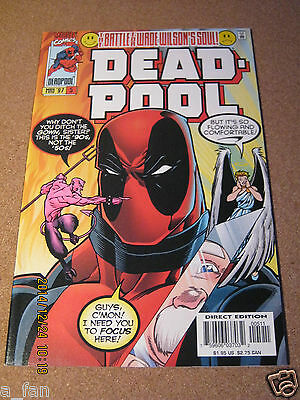 Deadpool Vol. 1 #  5 May 1997 Joe Kelly Ed McGuinness