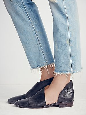Free People Royale Flat in Black Brand NEW in Box-ALL SIZES