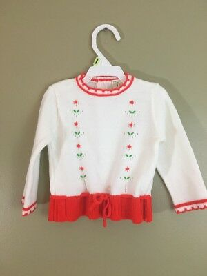 Vintage Toddle Time Sweater