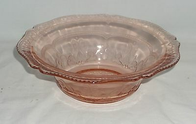"""Federal PATRICIAN PINK *8 1/2"""" SERVING BOWL*"""