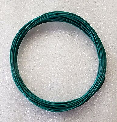 10M GREEN 26AWG Tinned Light Duty Hookup Wire Cable 7/0.16mm 1.5 Amp MAX